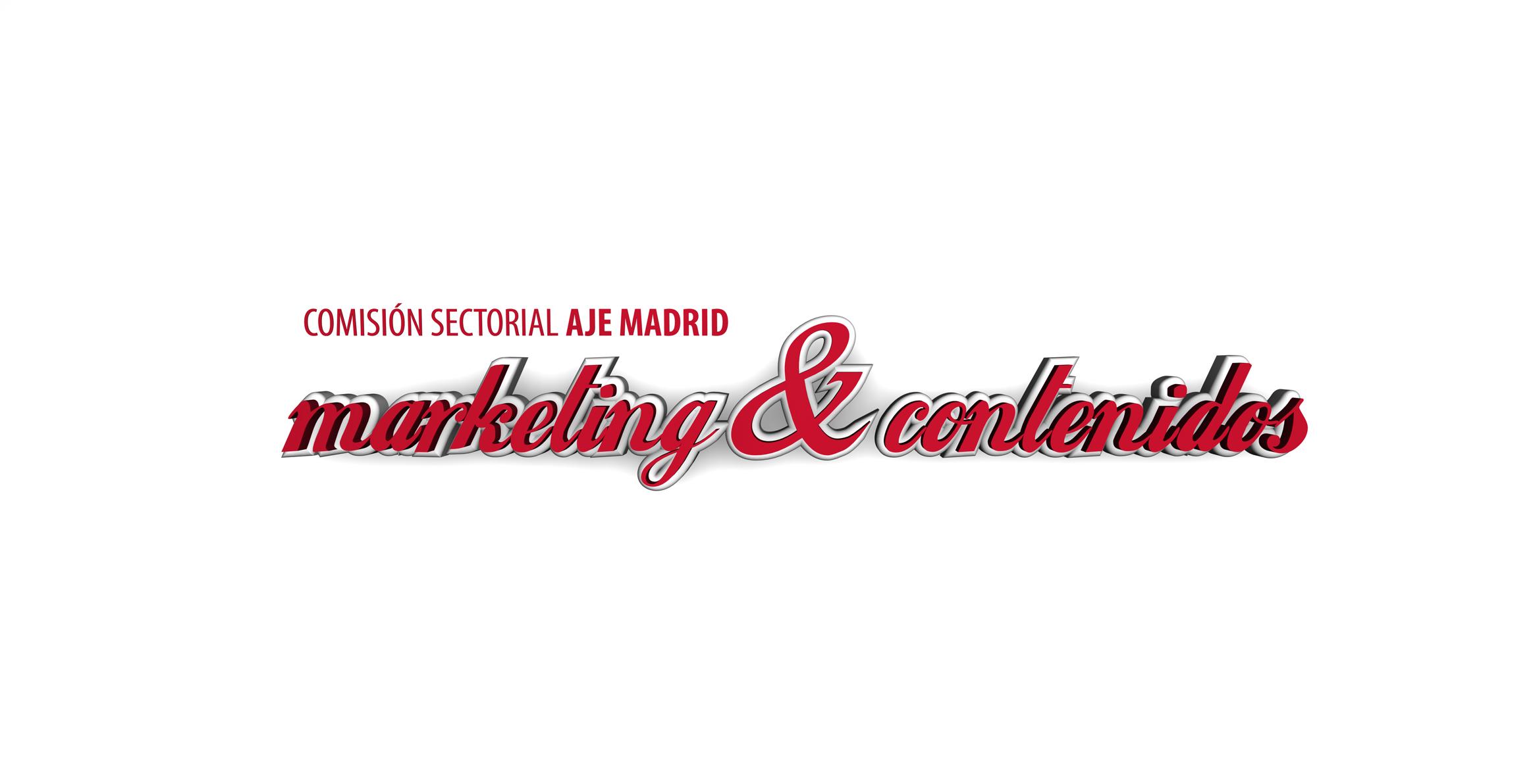 III Edición de la Comisión Marketing y Contenidos AJE Madrid
