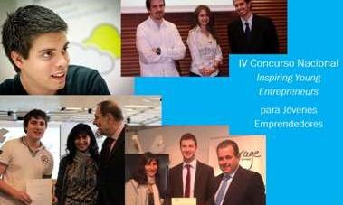 """IV Concurso Nacional para Jóvenes Emprendedores """"Inspiring Young Entrepreneurs"""" 2014"""