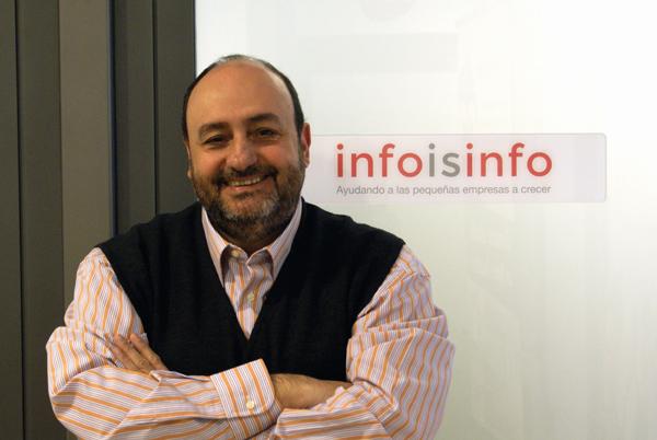 Ángel Arcos de InfoisInfo