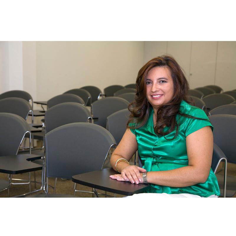 Mónica Grossoni de La clave de tu éxito