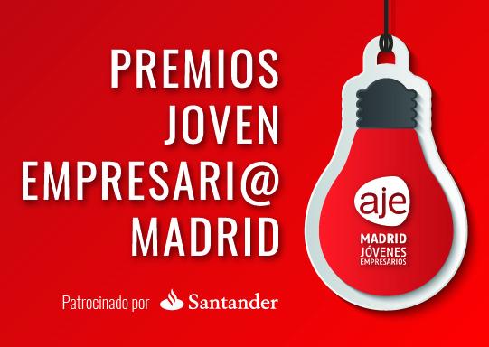XIV Edición de los Premios Joven Empresari@ de Madrid