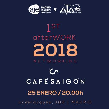 1st AFTERWORK 2018