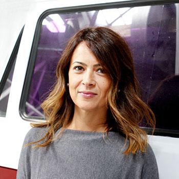 Agustina Chacón - Dpto. Administración