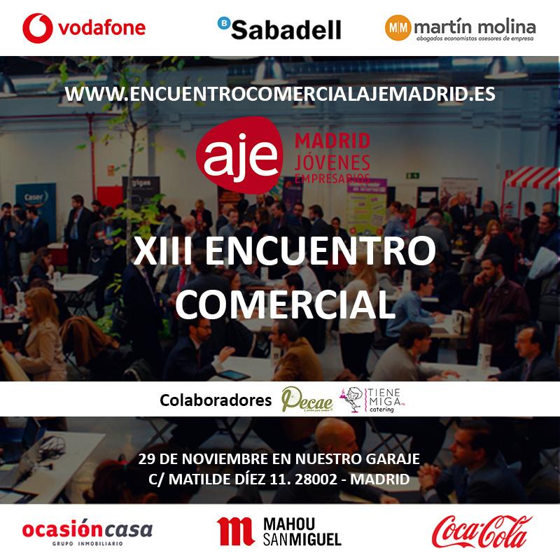 XIII Encuentro Comercial