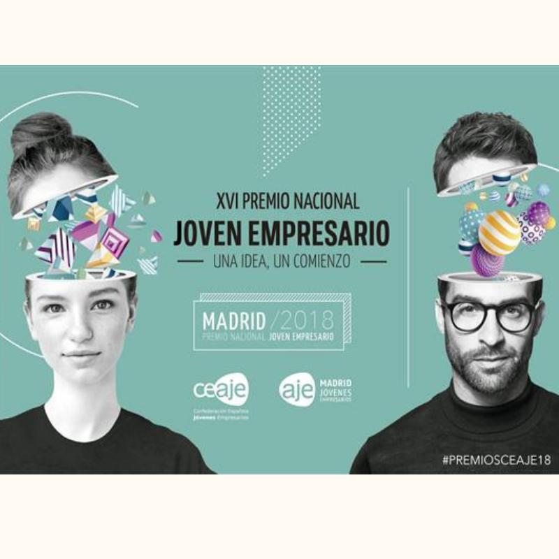XVI Premio Nacional Joven Empresario 2018