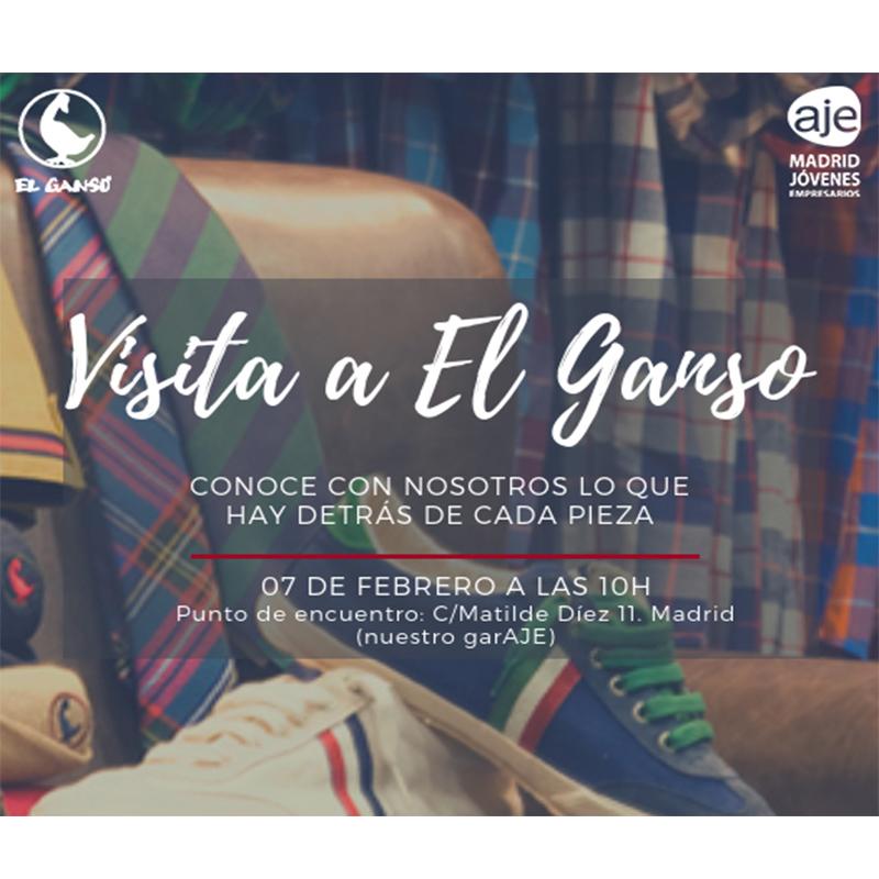 Visita a El Ganso