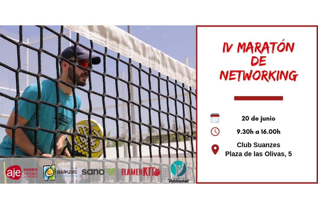 IV Maratón Networking