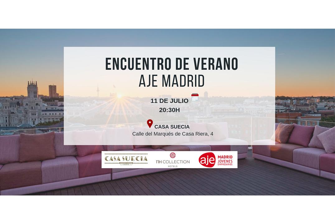 ENCUENTRO DE VERANO AJE MADRID