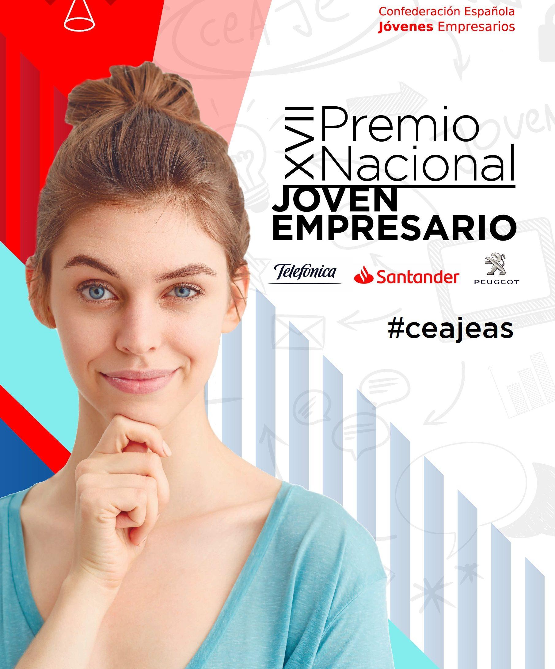 Comunicado AJE Madrid Premio Nacional Joven Empresario