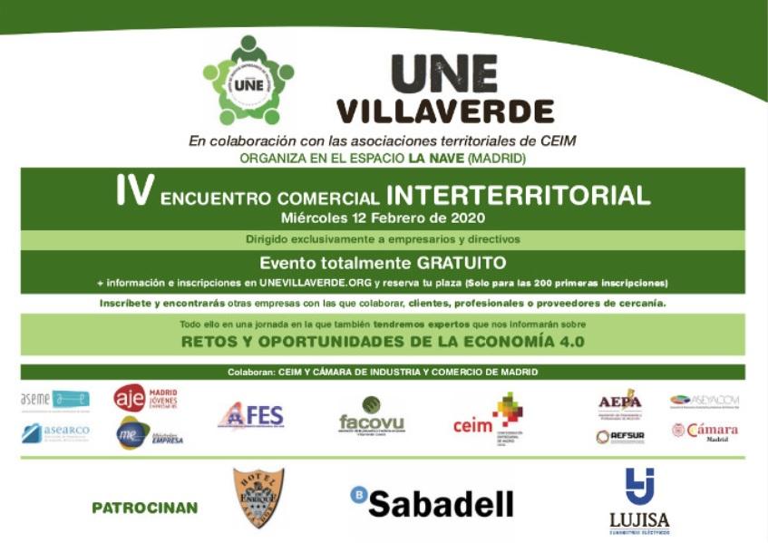 IV Encuentro Comercial Interterritorial